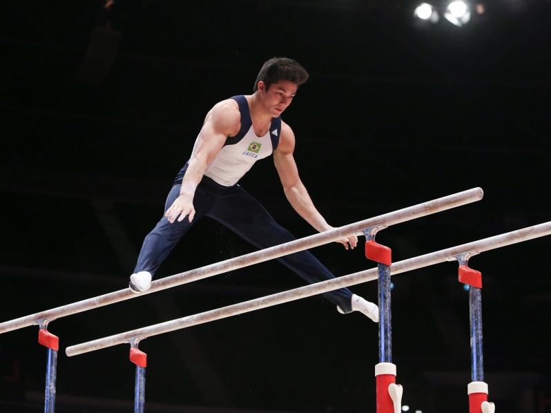 em aquecimento para rio 2016 ginastas querem mostrar serviço na